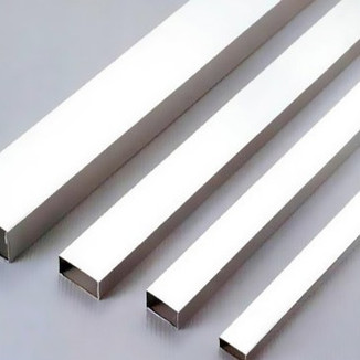 White Stainless Steel