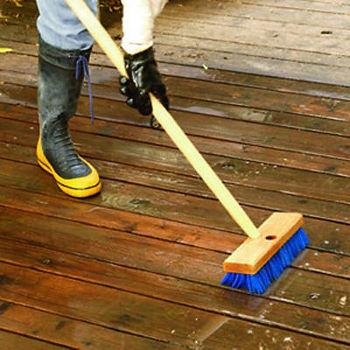 Deck Wash Scrub Clean Brighten Maintain Maintenance Stain Staining Refinish Refinishing Utah