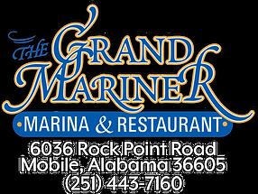 Logo Grand Mariner Transparent with address.png