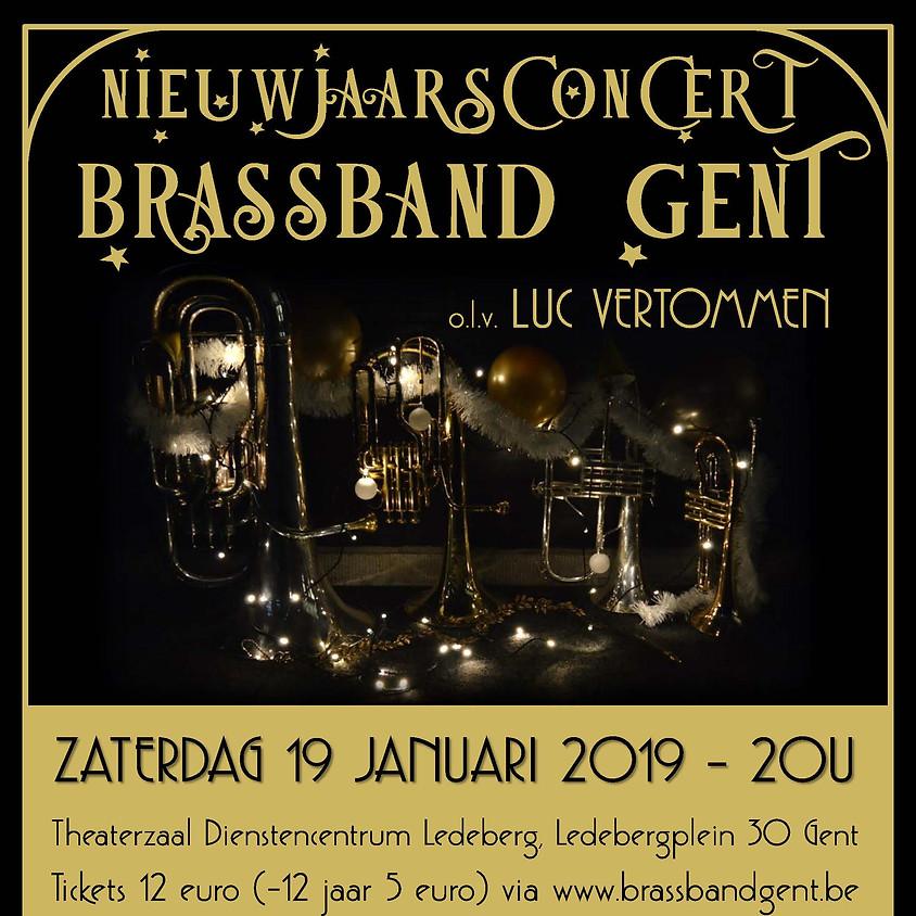 Nieuwjaarsconcert Brassband Gent (1)