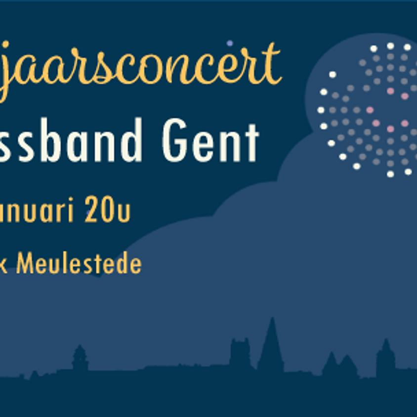 Nieuwjaarsconcert Brassband Gent