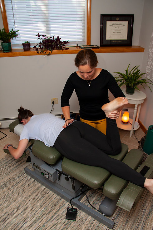 Pain & Injury Care in South Burlington, VT | Pinnacle Chiropractic