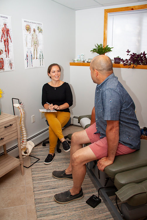 Pinnacle Chiropractic in South Burlington, VT