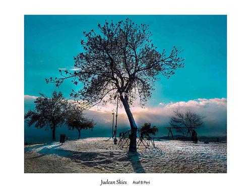 Judean skies 07