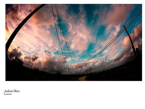 Judean skies 01