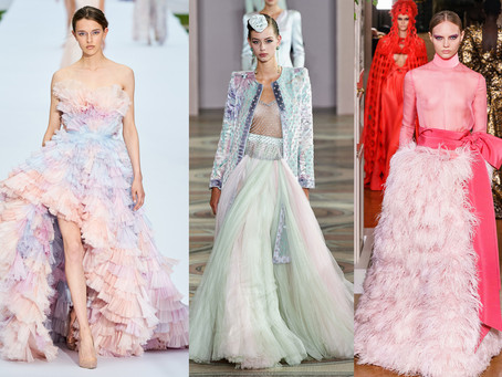 MY PICKS OF FALL 2019 COUTURE