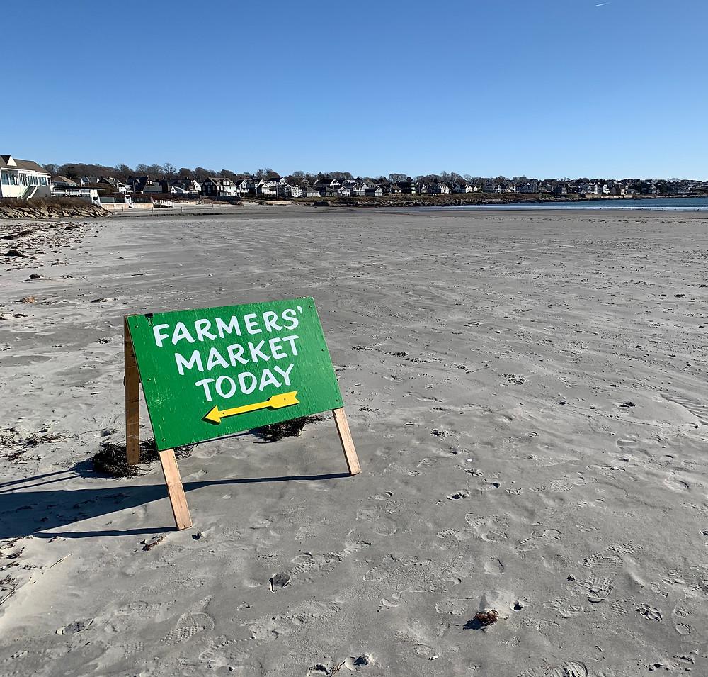 Newport Rhode Island Winter Farmers Market