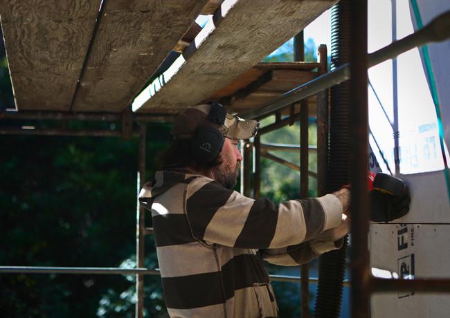 Exterior Sheathing