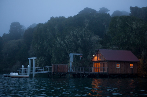 Tomales Bay Boathouse