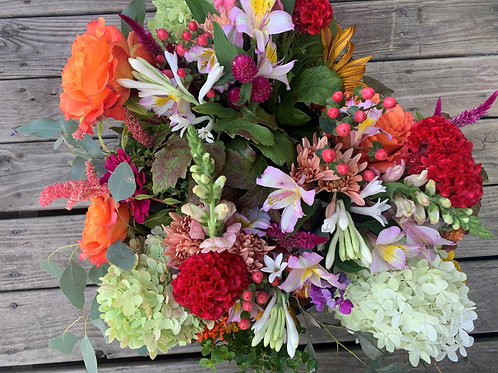 Autumn Abundance Bouquet