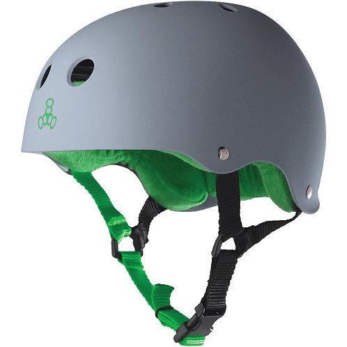 Triple 8 - Sweatsaver Helmet - Carbon Gray