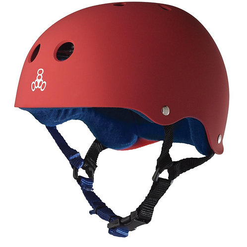 Triple 8 - Sweatsaver Helmet - United Red