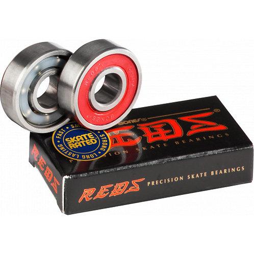 Bones - Reds - 2 Pack