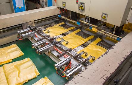โรงงานผลิตถุงพลาสติก
