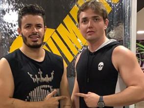 Trabalho de Personal Trainer de Jaraguá é elogiado por cantor sertanejo