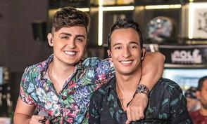 Sertanejos PH & Michel voltam a Jaraguá em super show dia 06 de novembro