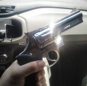 Homem é preso em flagrante por porte ilegal de arma de fogo em Itaguaru