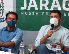 Jaraguá recebe 500 doses de vacina é começa em 24hs a imunização