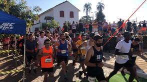 1ª Maratona em comemoração ao aniversário de Jaraguá reúne mais de 200 atletas