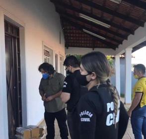 Instituto de Pesquisa IPOP é alvo de operação do Ministério Público Eleitoral de Goiás