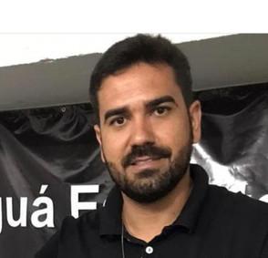 Presidente do Jaraguá denuncia impostor se passando por ele e pedindo dinheiro