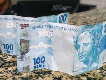 Três são presos na entrada de Goianésia com mais de 1 mil reais em notas falsas
