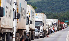 Sindicato dos caminhoneiros afirma que Goiás irá aderir a greve de segunda-feira