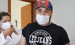 Jaraguá começará a vacinação contra a Covid-19 para pessoas com 29 anos