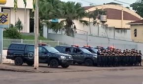 Dois assaltantes de banco morrem em confronto com a ROTAM em Carmo do Rio Verde