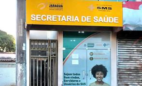 Jaraguá tem mais 18 curados de Covid e número de infectados recua a 107 casos