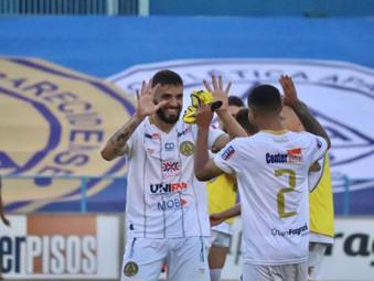 Time goiano, Aparecidense sobe para a Série C do Campeonato Brasileiro