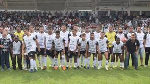 Torcedores do Jaraguá celebram a conquista do título de Campeão Goiano da Série B