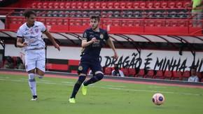 Jaraguá Esporte Clube é goleado em casa pela Aparecidense