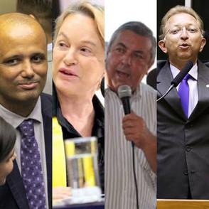 Saiba quem são os deputados goiana que votaram para triplica fundo eleitoral