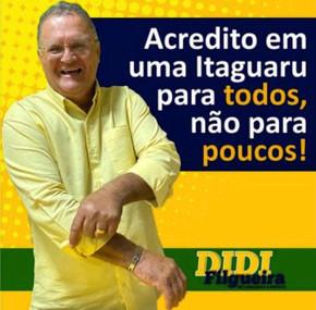 Didi Filgueira, Prefeito Eleito de Itaguaru morre em decorrência da Covid-19