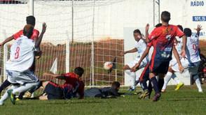 Jaraguá Esporte Clube termina 1º turno do Goiano Sub19 invicto e líder geral da competição