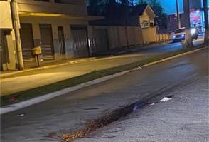 Homem morre atropelado em Petrolina de Goiás por moto conduzida por menor de idade