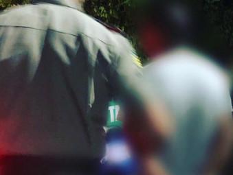 Polícia Miltar prende dois foragidos da justiça, em Jaraguá e Jesúpolis
