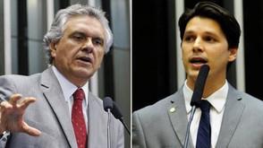 Ronaldo Caiado lidera na pesquisa IBOPE para o Governo de Goiás, Daniel Vilela é o segundo