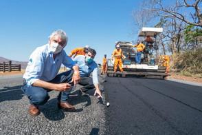 Governo de Goiás anuncia reforma de 15 rodovias em três meses em diversas regiões do Estado
