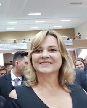 Com Covid19 vice-prefeita Simone Margarete não participa de campanha