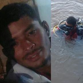 Corpo de homem desaparecido no Rio das Almas em Ceres é encontrado pelos Bombeiros