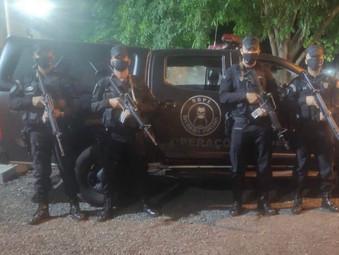 Aumento das operações em Jaraguá e região coincide com a queda de crimes