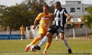 Na estreia do técnico Edson Júnior, amador do Jaraguá perde de 3 x 0 para o Brasiliense