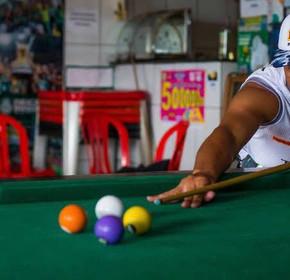 Prefeitura libera jogos de sinuca em bares de Jaraguá
