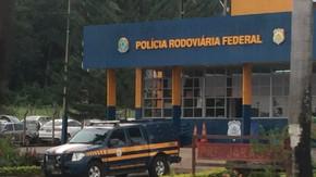 PRF ameaça fechar posto de controle em Jaraguá se problema do lixão não for resolvido