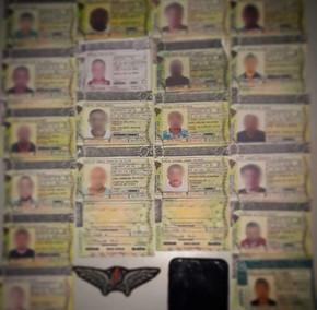 Criminoso é preso em Goianésia com 26 CNHs falsas vendidas pela internet