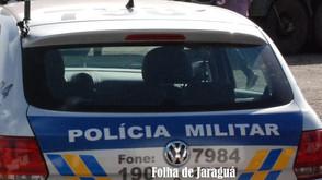 Turista de Itapaci é esfaqueado próximo a Praça do Coreto, após briga com quatro homens