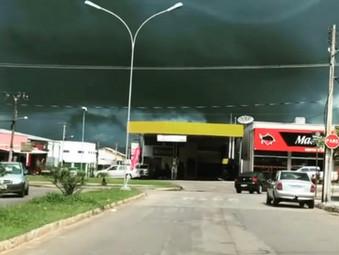 Goiás deve ter pancadas de chuva durante o fim de semana, aponta previsão