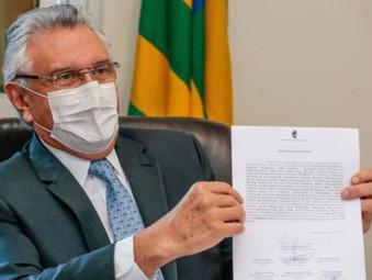 Caiado diz que aumento da gasolina não é culpa do Estado, mas da Petrobrás